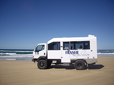 fraser experience tour